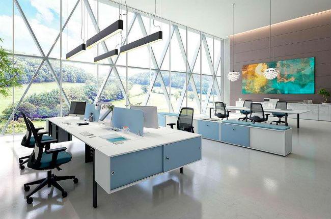 thiết kế văn phòng giá rẻ