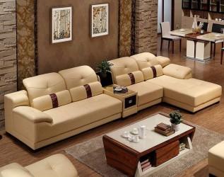 chị Diễm mua sofa phòng khách