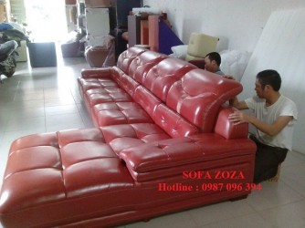 Sofa cao cap gia khuyen mai tai hcm