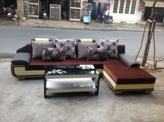 Bộ sofa văn phòng cty ABC
