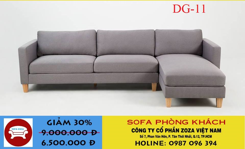 sofa giá rẻ DG-11