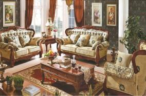 Sofa Cổ Điển 2