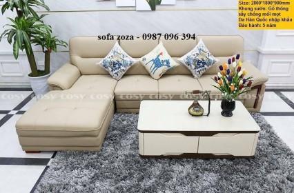 Sofa cao cấp cho căn hộ nhỏ