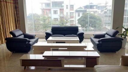 Sofa cao cấp cho biệt thự đẹp