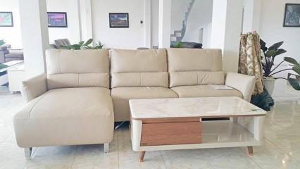 Sofa cao cấp cho căn hộ mini
