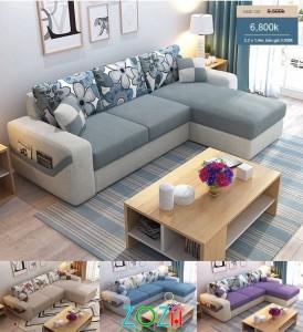 sofa mẫu  SGR-01