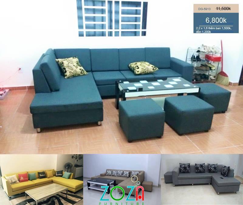 sofa mẫu  SGR-08