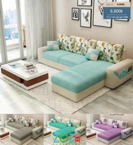 sofa mẫu  SGR-02
