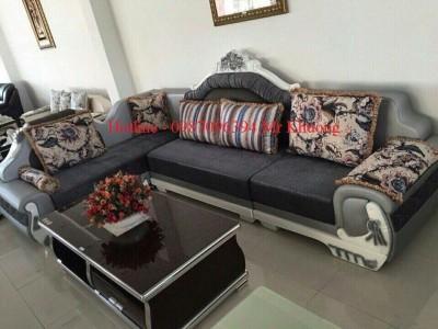 sofa tân cổ điển mẫu 19